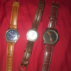 Polo and Fossil Watch!